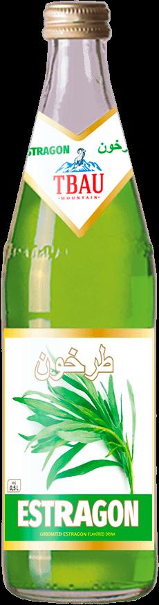 SWEET-CARBONATED DRINKS-ESTRAGONE